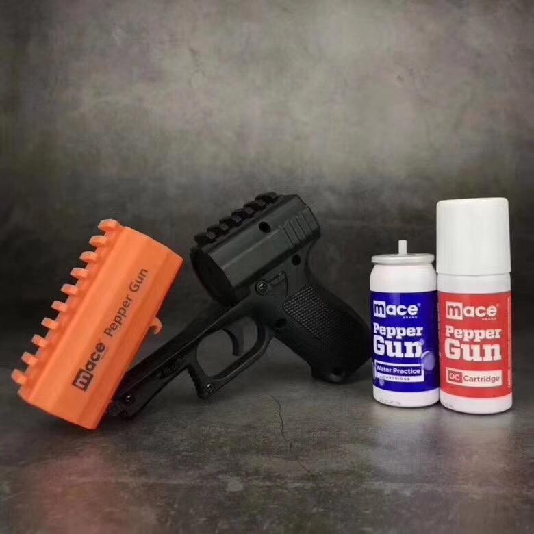 美国梅西Mace第二代辣椒喷雾枪